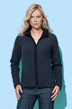 ACTIVE TEDDY FLEECE JACKET