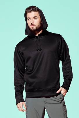 ACTIVE BONDED FLEECE HOODY