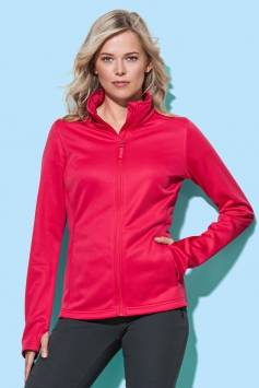 ACTIVE BONDED FLEECE JACKET